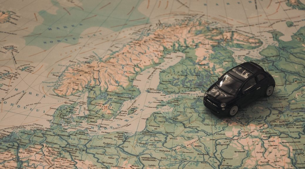 putovanje, letovanje, grcka, automobil, odmor,